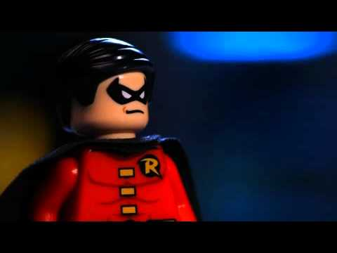 LEGO DC Super Heroes Movie Maker App Trailer - YouTube