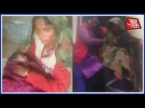Pregnant Kanpur Woman Stands In Queue For Hours To Withdraw Cash, Finally Delivers Baby Inside Bank