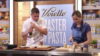 MASTER OF PASTA – Loredana presenta il suo piatto con Voiello