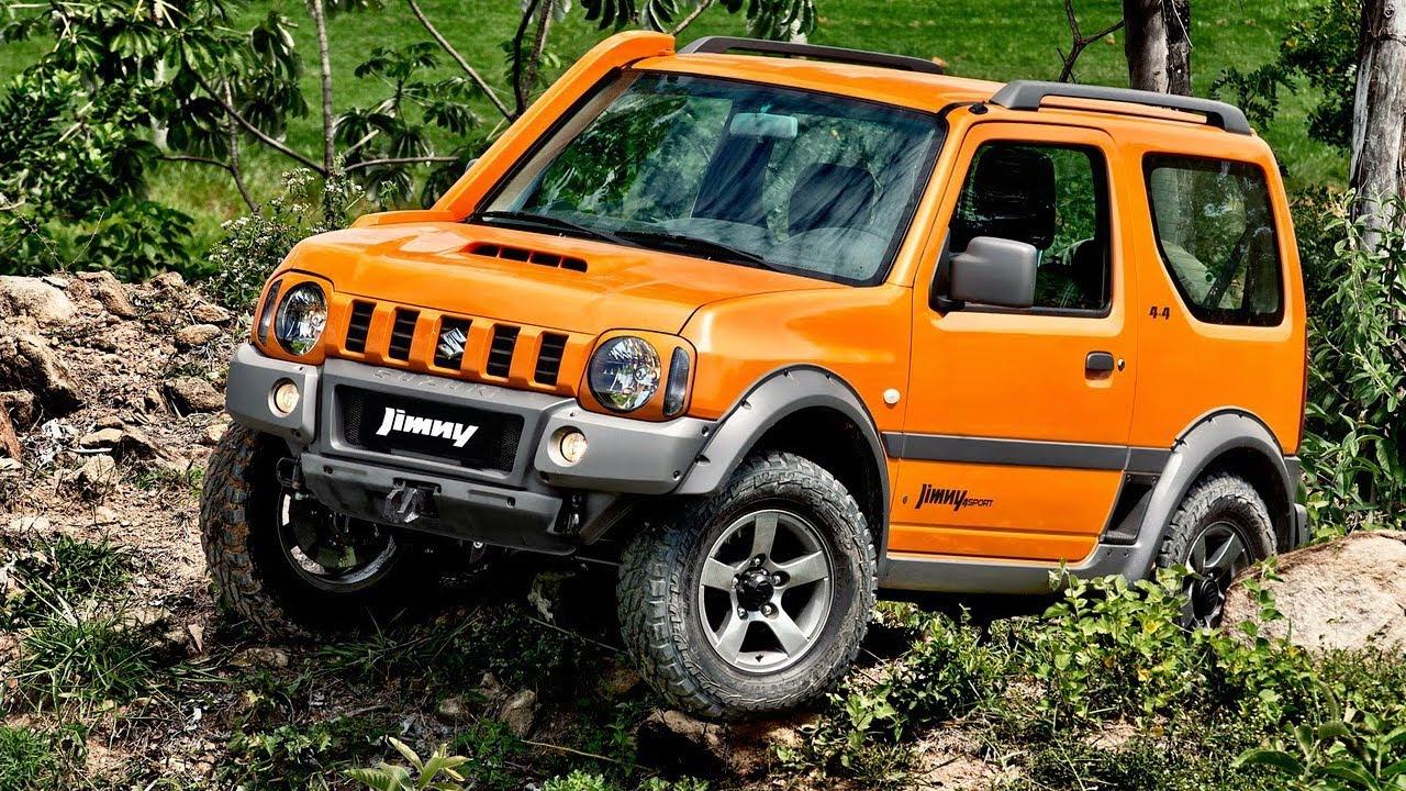 AUTOentusiastas - Suzuki Jimny com Arnaldo Keller - YouTube Orange