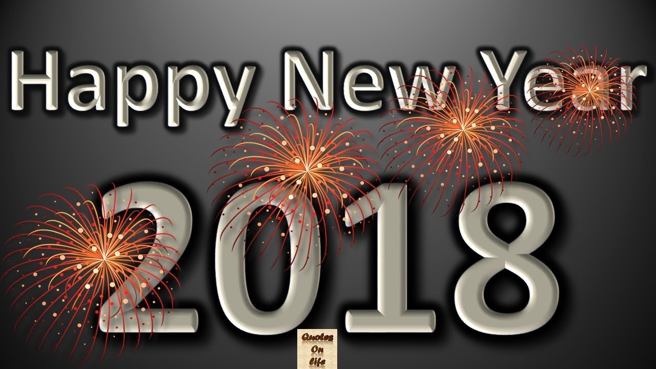 Happy new year 2018 countdown animated greetings whatsapp video with happy new year 2018 countdown animated greetings whatsapp video with wishes quotes m4hsunfo