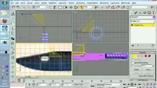 tutorial cara membuat M9  di 3dsmax
