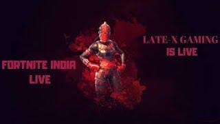 Fortnite - France Kab Seekhunga Main Khelna?!? | Code d'utilisation : YT-LATE-X-GAMING !donate