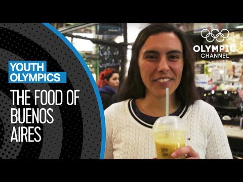 Discovering Argentine Food in Buenos Aires   Youth Olympic Games