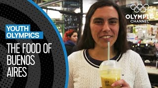 Discovering Argentine Food in Buenos Aires | Youth Olympic Games