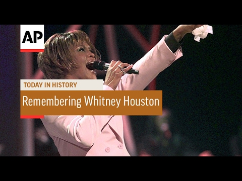 Remembering Whitney Houston - 2012 | Today In History | 11 Feb 17