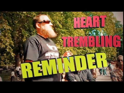 Abdurraheem Green┇HEART TREMBLING Reminder From Muslim Revert (EX-CHRISTIAN PRIEST) ┇Hyde Park