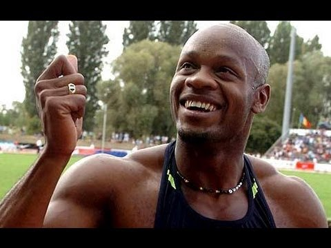 Asafa Powell Arte Documentary