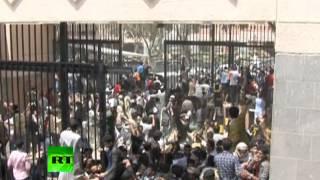 Протесты охватили весь арабский мир
