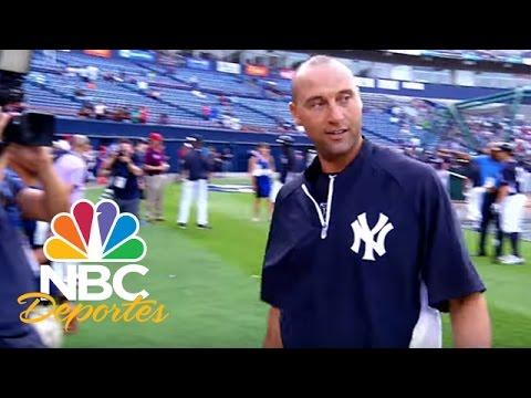Desde Panamá con Mariano Rivera | Deportes Telemundo | NBC Deportes