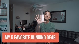 MY FAVORITE RUNNING GEAR | Top 5