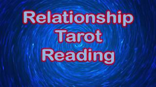 Relationship Reading   13th March 2018
