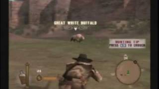 GUN [PS2] -  Hunting Missions