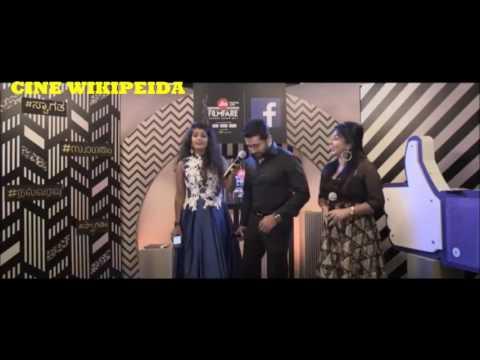 Suriya speech at JIO FILMFARE AWARDS 2017||SURIYA SIVAKUMAR