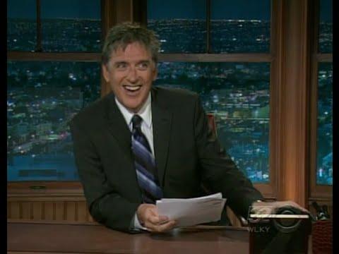Late Late Show with Craig Ferguson 7/29/2008 Jet Li, Belinda Carlisle