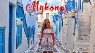 Скачать Exploring Mykonos Island Vlog 2