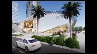 Dự án trung tâm thương mại CIC Mall trong khu đô thị tây bắc