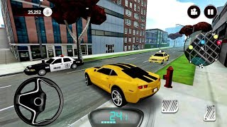 Drive for Speed Simulator #4 - Android gameplay