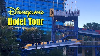 Disneyland Hotel Room Tour