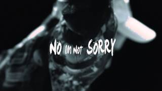DEAN - I'm Not Sorry (ft. Eric Bellinger) Lyric Video thumbnail