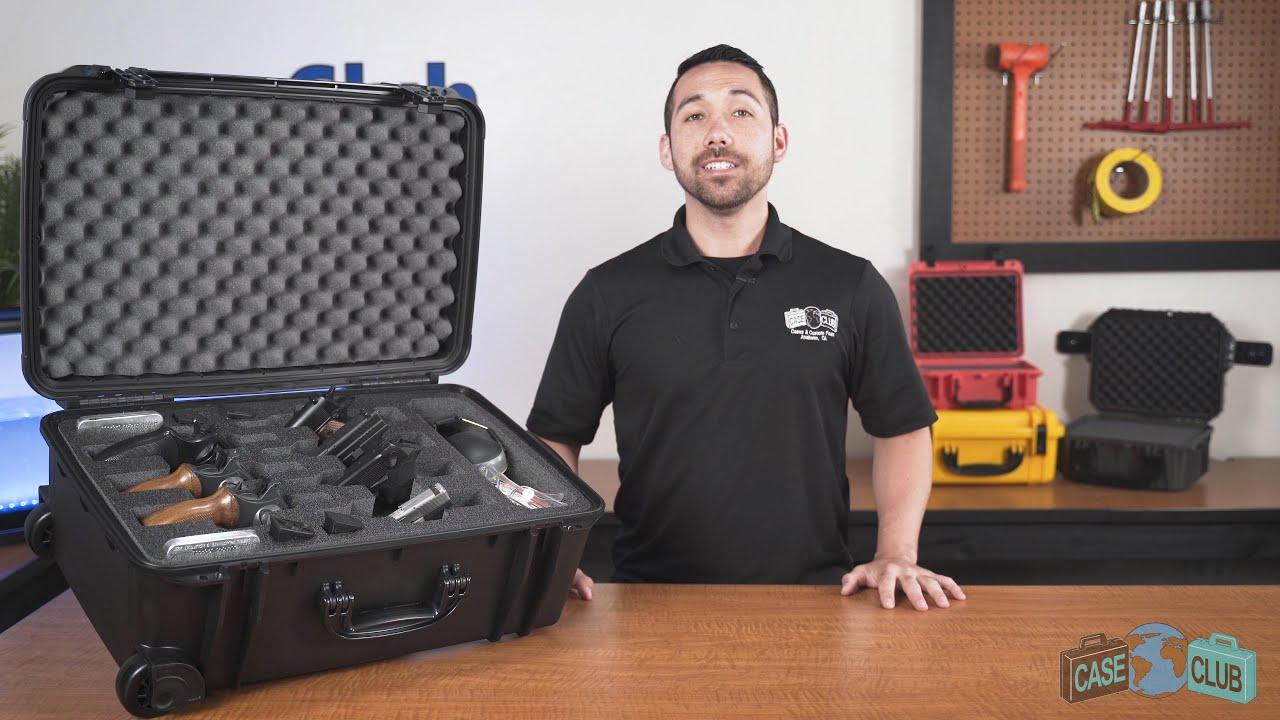 Case Club 7 Revolver & Accessory Case - Overview - Video