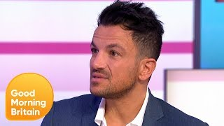 Peter Andre Shares His Thoughts on the Michael Jackson Abuse Allegations | Good Morning Britain