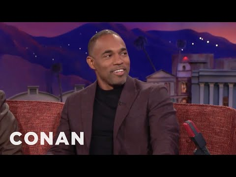 Jason George Is Not A Real Doctor ​  - CONAN on TBS