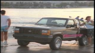 CLASSIC COMMERCIALS - FORD Collection 1980's - 1990's (2 of 4)