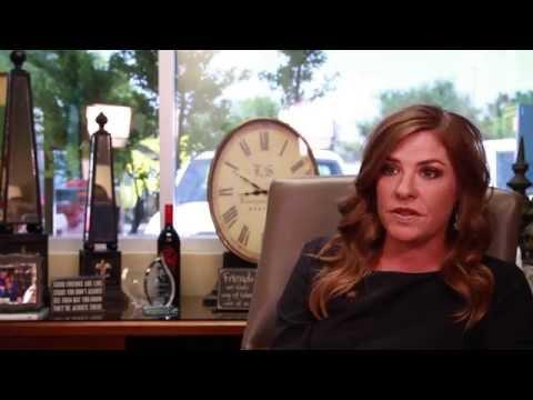 Personal Financial Planning Alumna Amber Dean