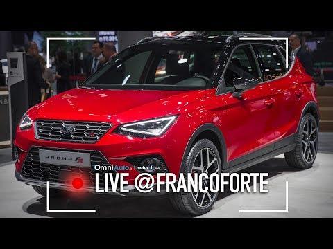 Seat Arona, il SUV su misura...visto da vicino | Salone di Francoforte 2017