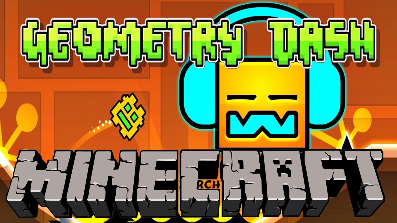Minecraft Geometry Dash Roblox