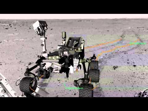 NASA Curiosity Rover Report -- September 19, 2013