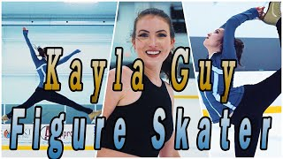 Kayla Guy 2019 | Figure Skating Highlights