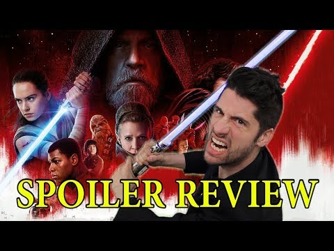 Star Wars: The Last Jedi – SPOILER Review