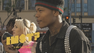 XXXTENTACION - I don't wanna do this anymore: STREET REACTIONS in Hollywood