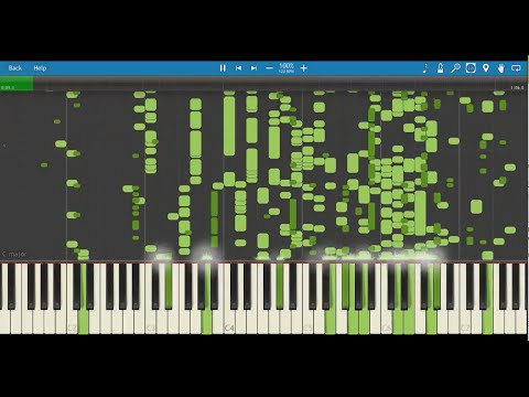 Pokemon GO Song by Misha as a MIDI...?!