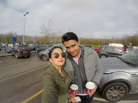 Manchester Travel Vlog | Side by side