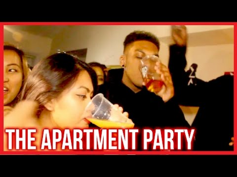 The Apartment Party Turn Up! (Jela & Miko)