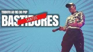 Bastidores do Tributo Rei do Pop Michael Jackson Santos Fev/2020