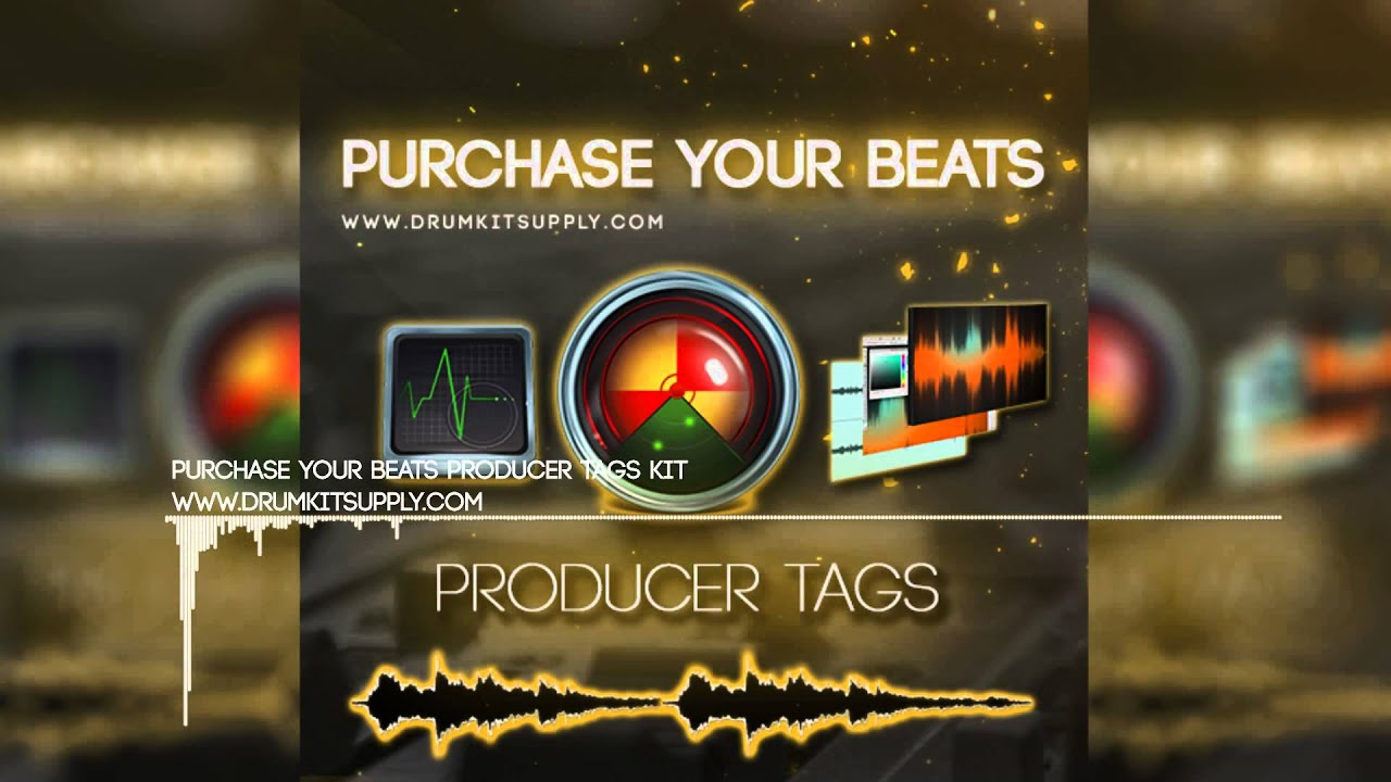 Purchase Your Beats Producer Vocal Tags | www DrumKitSupply com
