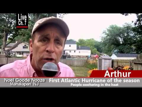 Noel Goode Nooz: Hurricane Arthur