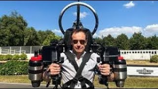 Lift Off With A Personal Aerial Vehicle   BBC Click