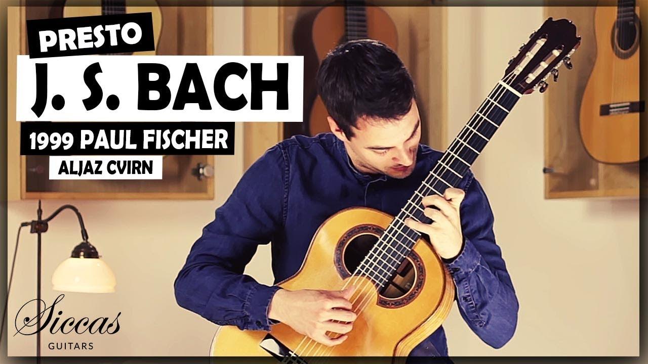 Paul Fischer Simplicio 1999 Bei Siccas Guitars