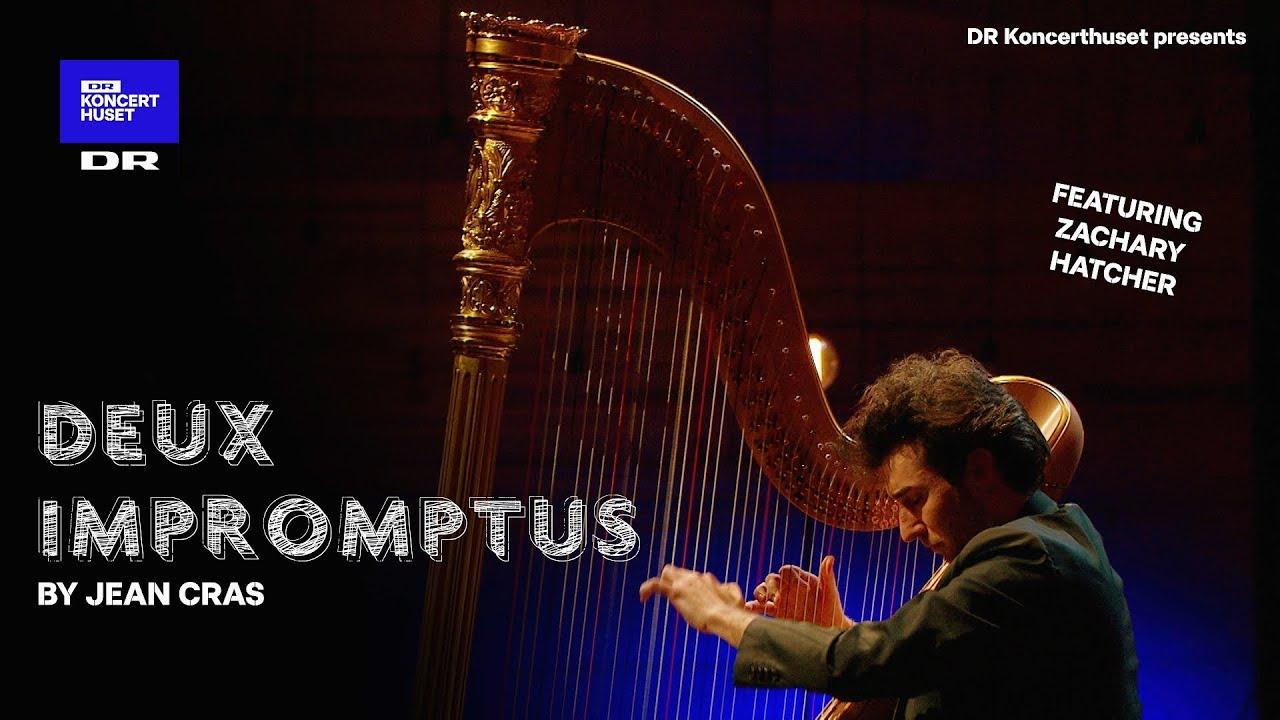 Jean Cras' Deux Impromptus // Zachary Hatcher solo (Live)