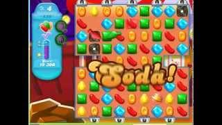 Candy Crush SodaSaga Level 538 no boosters