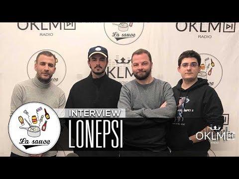 Youtube: LONEPSI – #LaSauce sur OKLM Radio 15/01/18