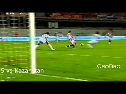 Luka Modrić all goals for Croatia HD