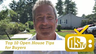 NSTV | Top 10 Open House Tips for Buyers