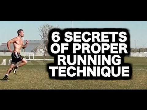 How To Run Properly  Proper Running Form  Running Technique And