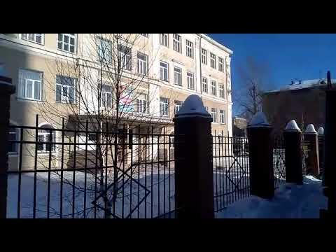 Эвакуация школа 109 Новосибирск